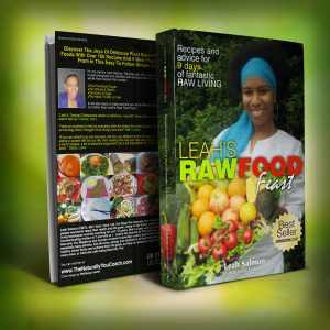 Raw food feast FB profile 2016