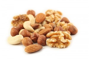 nuts idea for healthy snacking