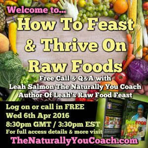 raw food free class