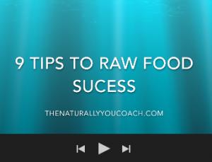 raw food recipe book