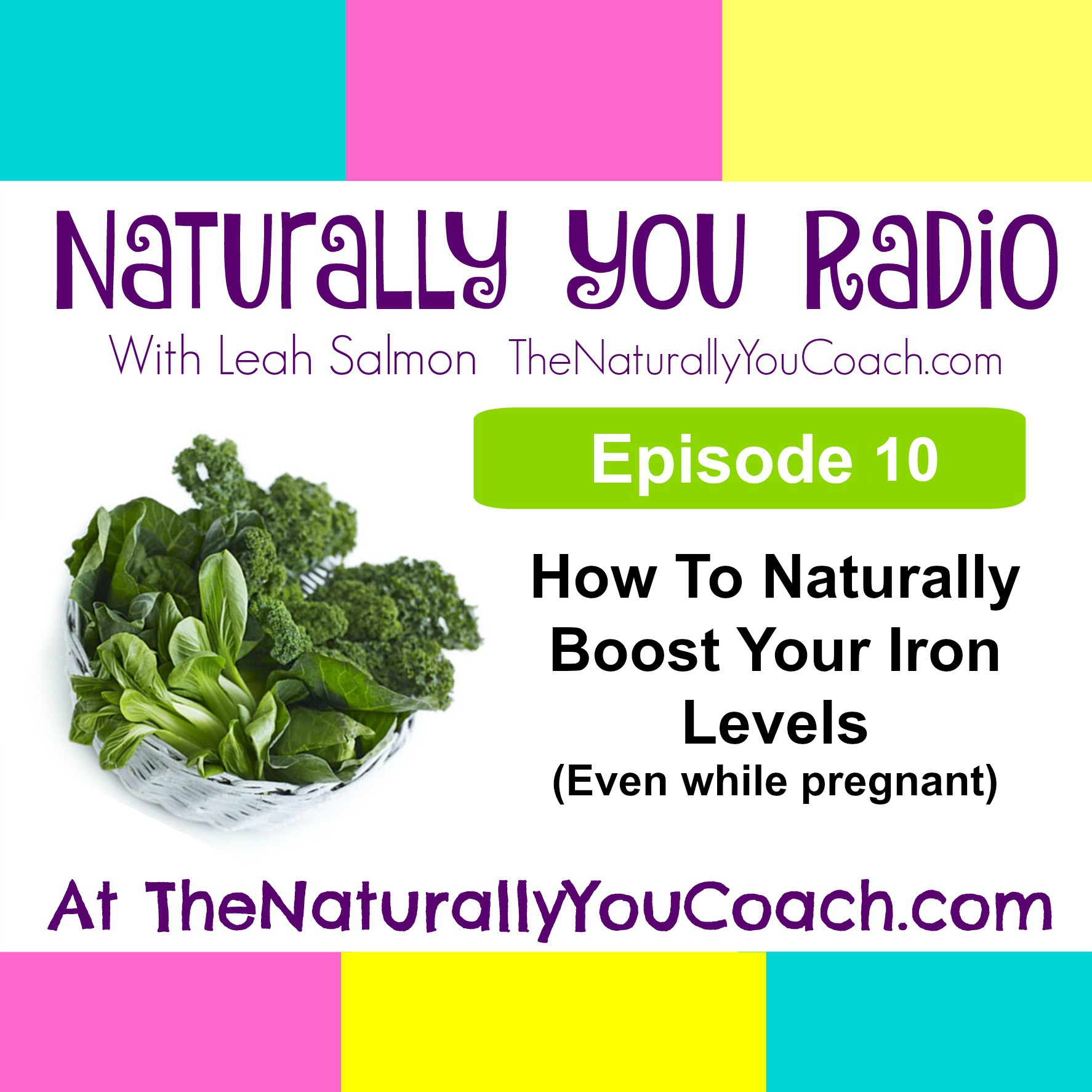 naturally boost iron