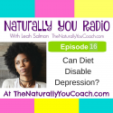Can Diet Disable Depression – NY Radio Episode 16