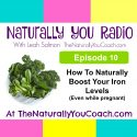 How To Naturally Boost Your Iron Even While Pregnant NYR#10